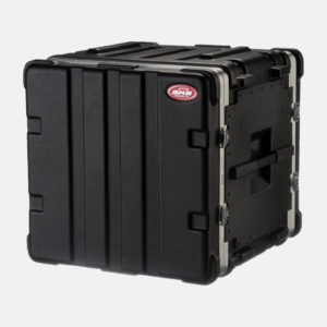 SKB Standard 19″ Deep Rack Case – 10U
